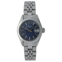 Rolex Oyster Perpetual Date 6916 Ladies Watch
