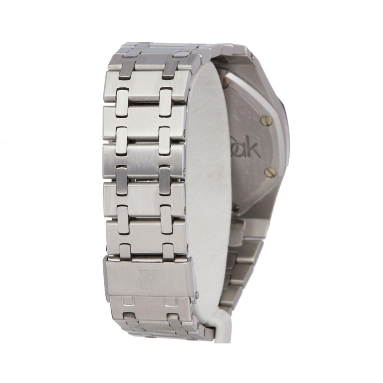 Rolex Oyster Perpetual Date 79160 Ladies Stainless Steel Watch For Sale 1