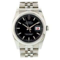Rolex Oyster Perpetual Datejust 116200 with Rolex Card