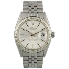 Rolex Oyster Perpetual Datejust 1601 Sigma Dial Men's Watch