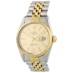 Rolex Oyster Perpetual Datejust 16013 Men's Watch