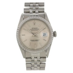 Rolex Oyster Perpetual Datejust 16030 Stainless Steel with Papers