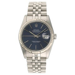 Rolex Oyster Perpetual Datejust 16234 Men's Watch