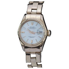 Rolex Oyster Perpetual Datejust 18 Karat Rose Gold