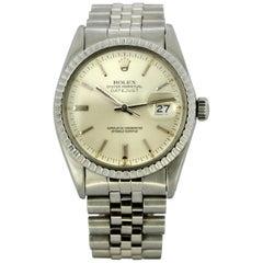 Rolex, Oyster Perpetual Datejust, Men's, circa 1970s Ref 1601