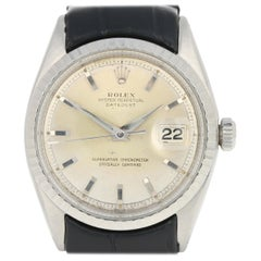 Rolex Oyster Perpetual Datejust Men's Watch, Stainless Steel 2Yr. Warranty 1603