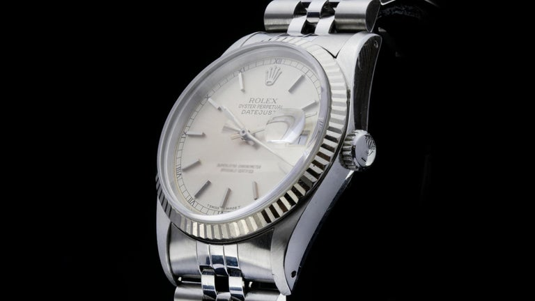 Rolex Oyster Perpetual DateJust Ref 16234 For Sale 1
