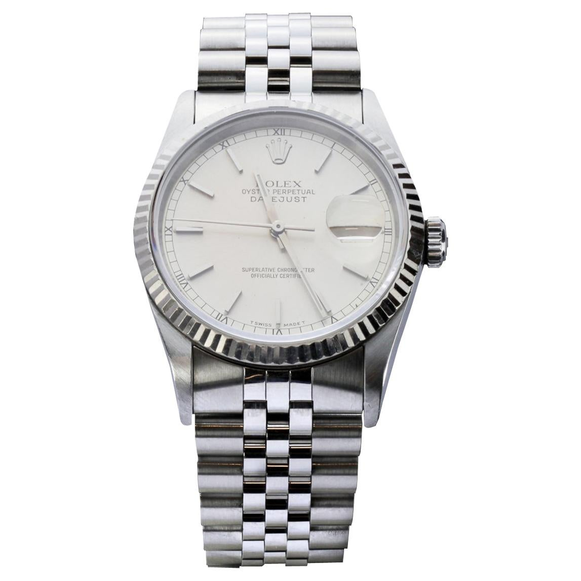 Rolex Oyster Perpetual DateJust Ref 16234