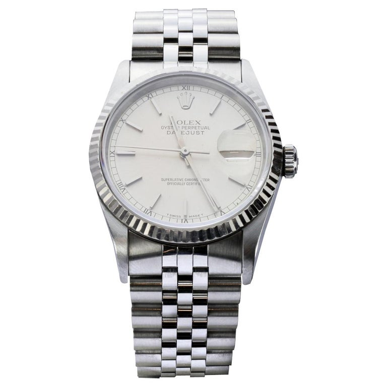 Rolex Oyster Perpetual DateJust Ref 16234 For Sale