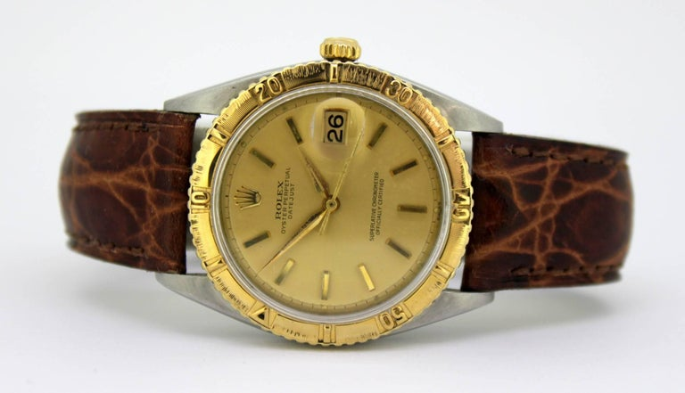 Men's Rolex Oyster Perpetual DateJust