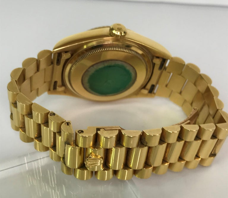 Women's or Men's Rolex Oyster Perpetual Day-Date For Sale