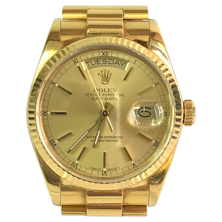 Rolex Oyster Perpetual Day-Date For Sale