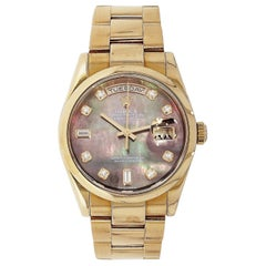 Rolex Oyster Perpetual Day-Date in Pink Gold 1182505