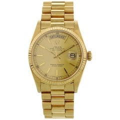 Rolex Oyster Perpetual Day-Date President 18038 Men's Watch
