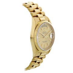 Rolex Oyster Perpetual Day-Date President 18238 with Papers