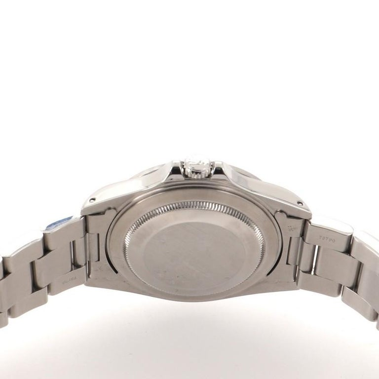 Rolex Oyster Perpetual Explorer II Automatic Watch Stainless Steel 40 2