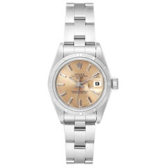 Rolex Oyster Perpetual Oyster Bracelet Steel Ladies Watch 69190