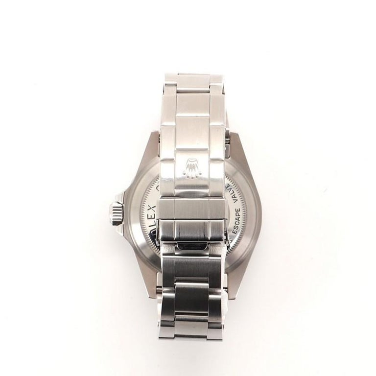 Rolex Oyster Perpetual Sea-Dweller Automatic Watch Stainless Steel In Good Condition In New York, NY
