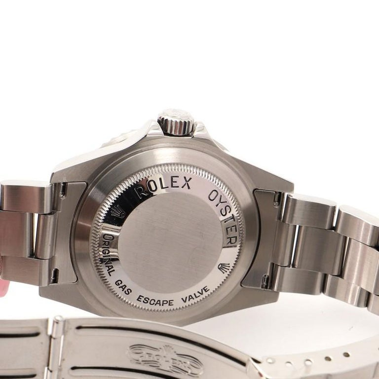Rolex Oyster Perpetual Sea-Dweller Automatic Watch Stainless Steel 2