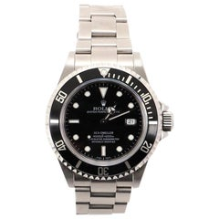 Rolex Oyster Perpetual Sea-Dweller Automatic Watch Stainless Steel 40