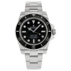 Rolex Oyster Perpetual Submariner 114060 Stainless Steel Automatic Men's Watch