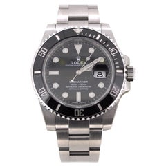 Rolex Oyster Perpetual Submariner 116610 Stainless Steel Watch Paper and Box