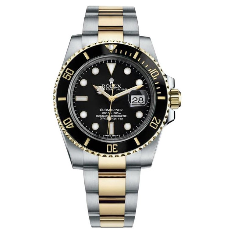Rolex Oyster Perpetual Submariner, 126613LN For Sale