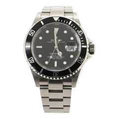 Rolex Oyster Perpetual Submariner Date Automatic Watch Stainless Steel
