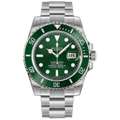 Rolex Oyster Perpetual Submariner Date Men's Watch, 116610LV