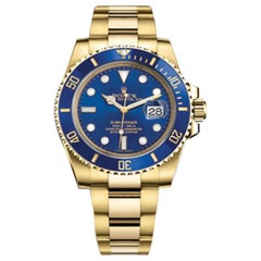 Rolex Oyster Perpetual Submariner Date Men's Watch 116618LB