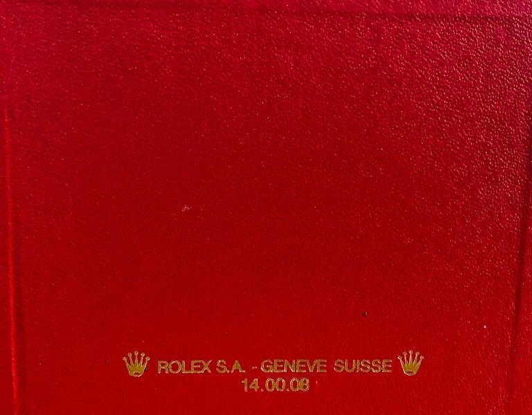 Rolex Oyster Prepetual Datejust Diamond Dial Diamond Bezel Gold Watch  5