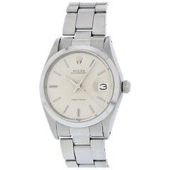 Rolex OysterDate Precision 6694 Vintage Men's Watch