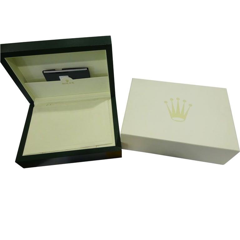 Rolex Pearlmaster 80298 Women's Diamond Watch in 18 Karat Yellow Gold For Sale 1