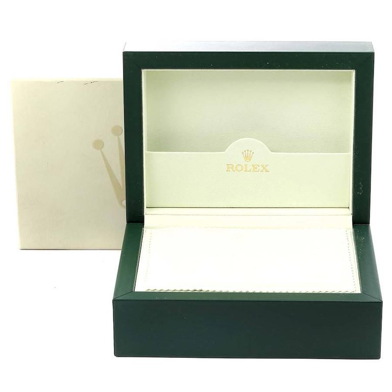 Rolex President Day Date Yellow Gold Men's Watch 118238 For Sale 8