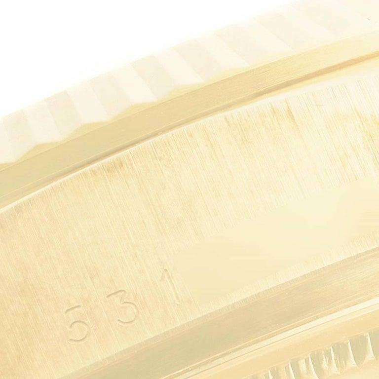 Rolex President Day-Date Yellow Gold Men's Watch 18038 Box 3