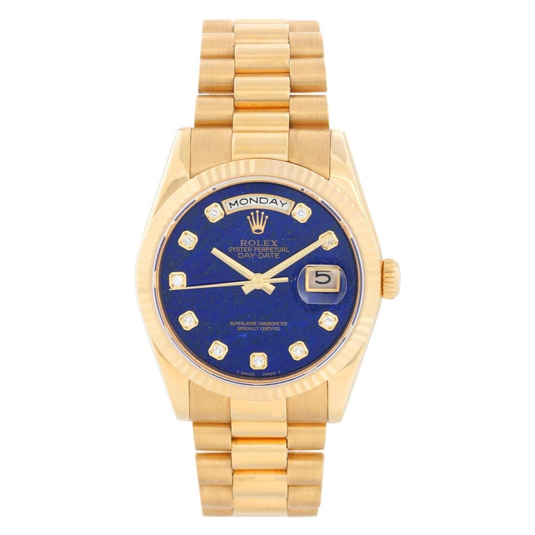 Rolex President Day-Date Men's Watch 118238 For Sale