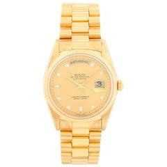 Rolex President Day-Date Men's Watch 18238