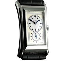 Rolex Prince Brancard Art Deco Wristwatch in Platinum, circa 1929