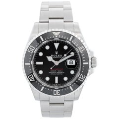 "Rolex ""Red"" Sea-Dweller 43 126600 50th Anniversary Men's Watch"