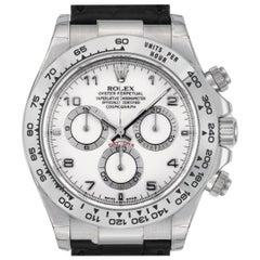 Rolex Ref. 116519 Daytona White Gold Wristwatch