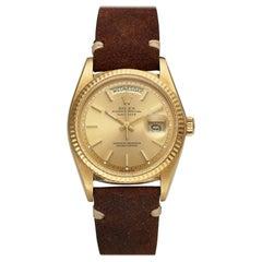 Rolex Ref. 1803 Day Date Yellow Gold Wristwatch