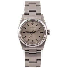 Rolex Ref. 67480 Midsize Oyster Perpetual Wristwatch