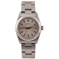 Rolex Ref. 67480 Midsize Oyster Perpetual Wristwatch