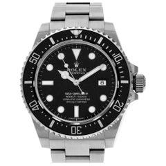 Rolex Sea-Dweller 116600, Certified and Warranty