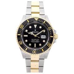 Rolex Sea-Dweller 126603 Men Automatic Watch 18k New Box & Paper 43mm