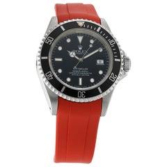 Rolex Sea-Dweller 16660, Black Dial, Certified and Warranty