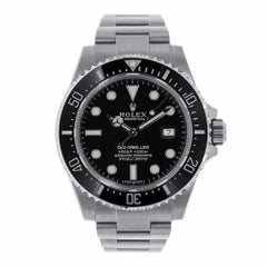 Rolex Sea-Dweller 4000 Black Ceramic Watch 116600