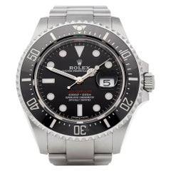Rolex Sea-Dweller 50th Anniversary Red Writing Stainless Steel 126600