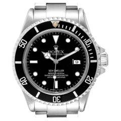Rolex Sea-Dweller Black Dial Automatic Steel Men's Watch 16600