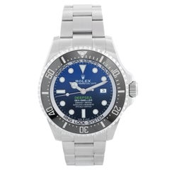 Rolex Sea Dweller-Deep Sea Blue 116660 Men's Watch James Cameron